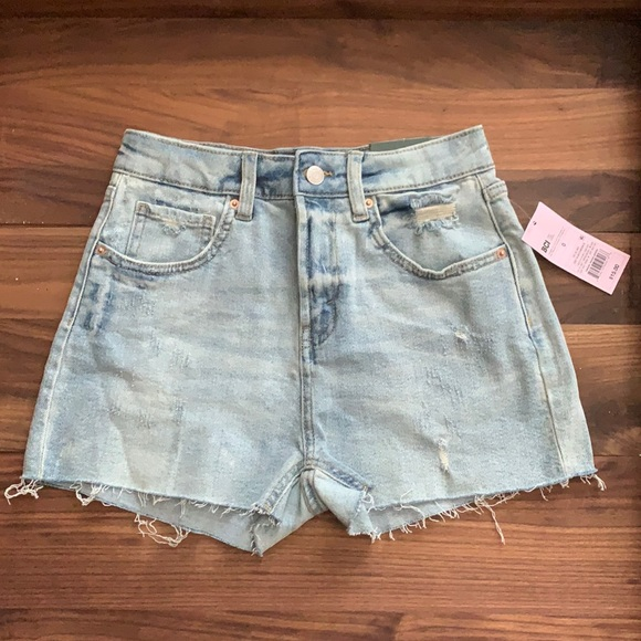 Wild Fable Highest Rise Mom Shorts size 0